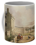 The Crescent, Detail Of The Street Coffee Mug