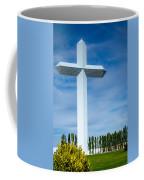 The Cross At Effingham Illinois Coffee Mug