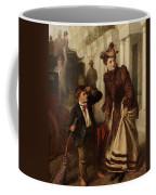 The Crossing Sweep Coffee Mug