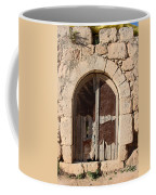 The Crying Door Coffee Mug