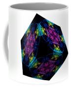 The Cube 13 Coffee Mug