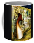 The Curious Coffee Mug