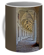 The Curve In Color Coffee Mug