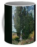 The Cypresses Coffee Mug