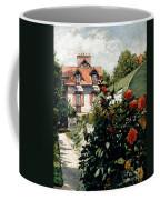 The Dahlias Garden At Petit Gennevilliers Coffee Mug