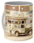 The Daily Delivery Coffee Mug