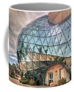 The Dali Museum St Petersburg Coffee Mug by Mal Bray