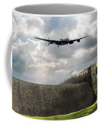 The Dambusters Over The Derwent Coffee Mug
