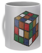 The Dammed Cube Coffee Mug