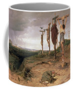 The Damned Field Execution Place In The Roman Empire Coffee Mug