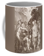 The Danaids Condemned To Fill Bored Vessels With Water Coffee Mug