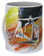 The Dance Audition Coffee Mug