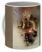 Pow Wow The Dance Coffee Mug