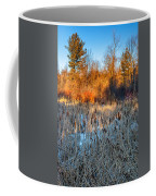 The Dance Of The Cattails Coffee Mug