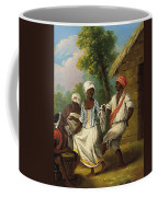 The Dance Of The Handkerchief Coffee Mug