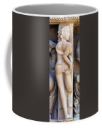 The Dancer In Stone 2 Cropped Coffee Mug by C H Apperson