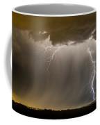 The Dancing Couple - Lightning 10 Coffee Mug