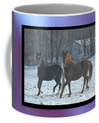 The Dancing Paso Fino Stallions Coffee Mug