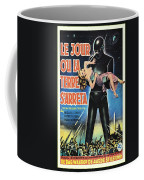 The Day The Earth Stood Still Vintage Poster Coffee Mug