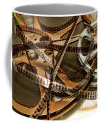 The Days Of Film Coffee Mug