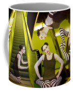 The De-escalating Dream - Self Portrait Coffee Mug