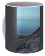 The Dead Sea - Looking At Jordan Coffee Mug