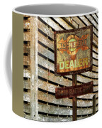 The Dealer Coffee Mug