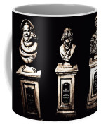 The Dearly Departed Coffee Mug by Jenny Hudson