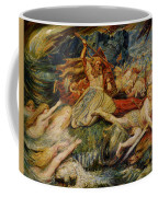 The Death Of Siegfried Coffee Mug