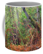 The Deep Rainy In The Mysterious Forest Coffee Mug