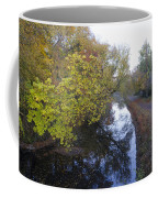 The Delaware Canal In Morrisville Pa Coffee Mug