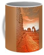 The Delicate Arch Coffee Mug