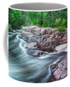 The Dells Of The Eau Claire River  Coffee Mug