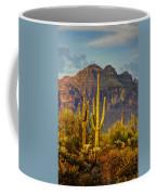 The Desert Golden Hour II  Coffee Mug