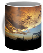 The Desert Sky  Coffee Mug