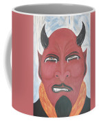 The Devil Is The Detail Coffee Mug