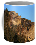 The Devil's Courthouse - Blue Ridge Parkway Coffee Mug