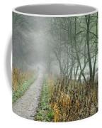 The Disappearing Man - Wolfscote Dale Coffee Mug