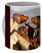 The Discussion Coffee Mug