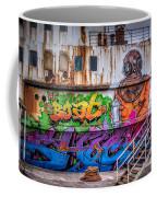 The Diver Coffee Mug by Adrian Evans