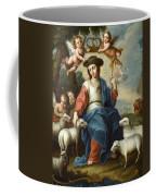 The Divine Shepherdess Coffee Mug