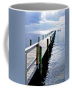 The Dock Of The Bay Coffee Mug
