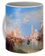 The Dogana And San Giorgio Maggiore Coffee Mug