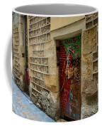 The Door And The Wonderful Wall Coffee Mug