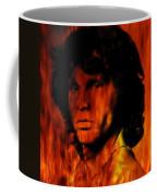 The Doors Light My Fire Coffee Mug