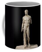 The Doryphoros Of Polykleitos Coffee Mug