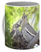 The Dove Family  Coffee Mug