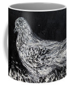 The Dove - Oil Portrait Coffee Mug