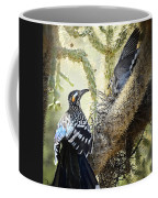 The Dove Vs. The Roadrunner Coffee Mug