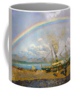 The Downpour  Coffee Mug
